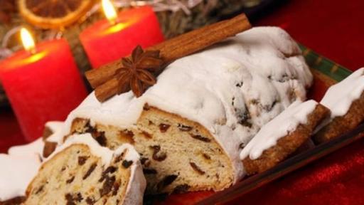 Stollen: To Γερμανικό γλυκό ψωμί των Χριστουγέννων
