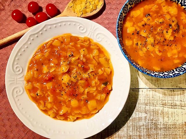 Σούπα με χυλοπιτάκι