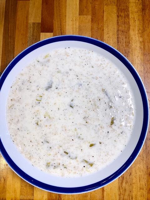 Ποντιακή Σούπα Τανέα