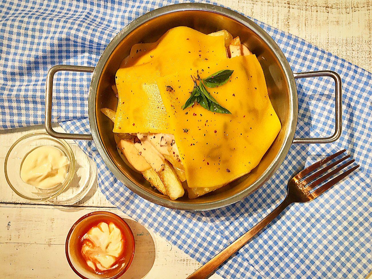 Τέλειες Τηγανιτές πατάτες με μυστική σως