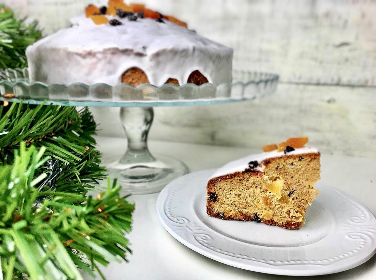 Υγιεινό κέικ χωρίς ζάχαρη