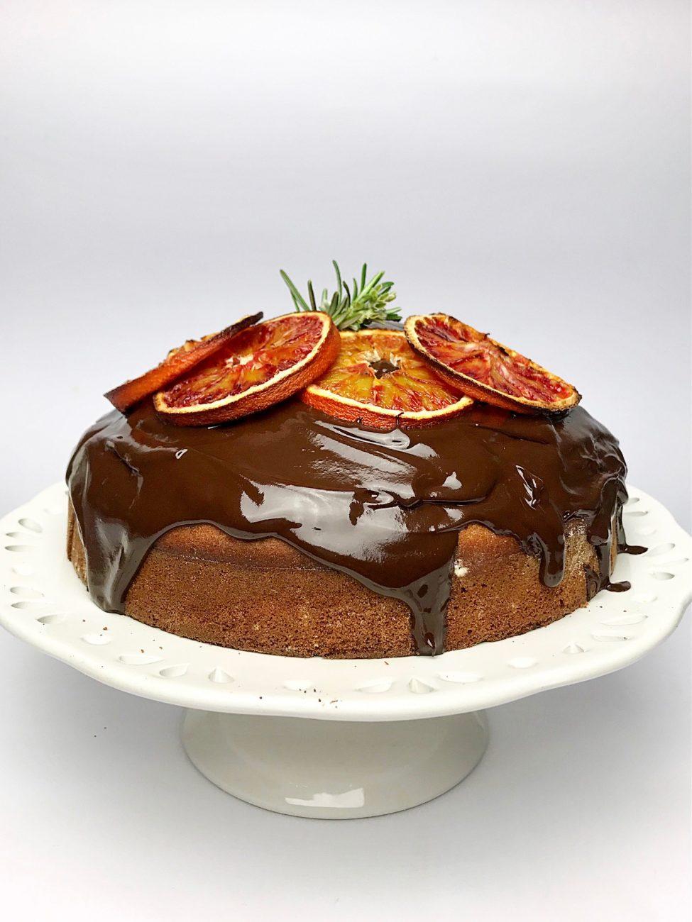 Κέικ πορτοκάλι|Χωρίς ζάχαρη