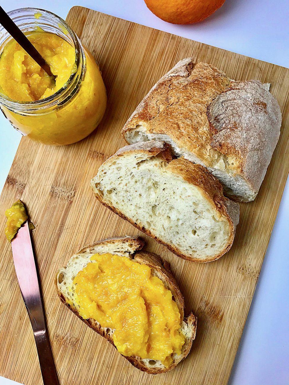 Μαρμελάδα Πορτοκάλι|με στέβια