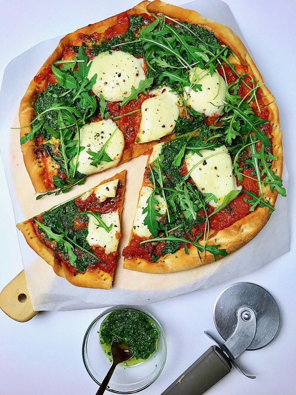 Ιταλική συνταγή για πίτσα